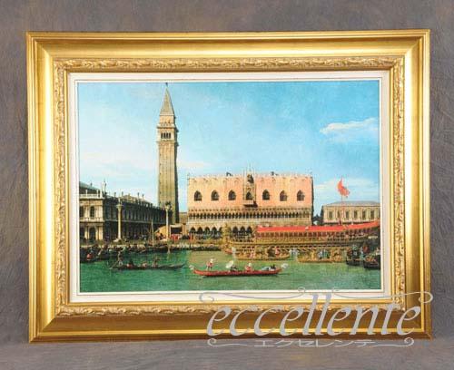 229517136 イタリア製 額絵大 ドゥカーレ宮殿1