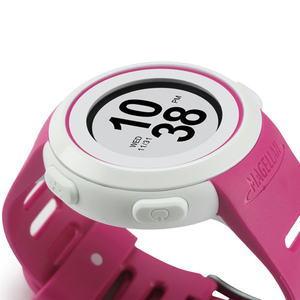 【あす楽対応_関東】【在庫あり送料無料】【特売品】Magellan ECHO マゼラン エコー Pink with HRM スマートフォン ランニングウォッチ IPX7 Bluetooth4.0 心拍計付モデル 腕時計 TW0104SGHJP(ピンク)