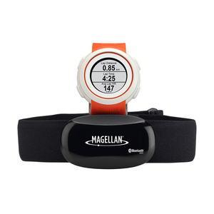 【あす楽対応_関東】【在庫あり】【特売品】Magellan ECHO マゼラン エコー Red with HRM スマートフォン ランニングウォッチ IPX7 Bluetooth4.0 心拍計付モデル 腕時計 TW0102SGHJP(レッド)