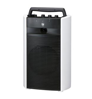 TOA トーア スピーカー ワイヤレス PLLシンセサイザー方式 800MHz ダイバシティチューナーユニット1台内蔵 ワイヤレスアンプ WA-2800 WA2800