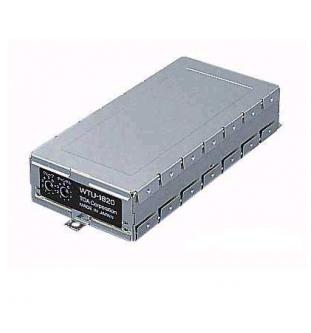 TOA トーア メガホン 拡声器 ワイヤレスアンプ用 800MHz帯 PLLシンセサイザー方式 ダイバシティワイヤレスチューナーユニット WTU-1820 WTU1820