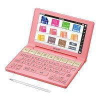 【送料無料】SHARP シャープ カラー電子辞書 高校生向け 5.5型大画面液晶搭載 Brain ブレーン PW-SH3(P-ピンク) PWSH3-P