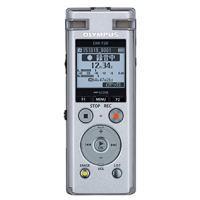 【送料無料】OLYMPUS オリンパス ICレコーダー ビジネスシーンを力強く支える抜群の実用性 内蔵メモリー4GB Voice-Trek ボイストレック DM-720(SLV-シルバー) DM720-SLV