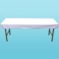 【送料無料】イベント用品 不織布テーブルクロス 50枚 ボックス型 1800×450mmテーブル用