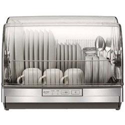 【送料無料】MITSUBISHI 三菱電機 クリーンドライ 食器乾燥機 キッチンドライヤー 6人タイプ TK-ST11(H-ステンレスグレー) TKST11-H