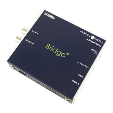 【お取り寄せ商品】【送料無料】ADTECHNO エーディテクノ マルチフォーマット対応SDI→HDMIコンバーター 1000SH
