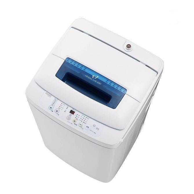 ■【送料無料】Haier ハイアール 4.2kg 全自動洗濯機 JW-K42M(W-ホワイト) JW-K42MW ※メーカー直送商品につき、代金引換のご注文はお受け出来ません。