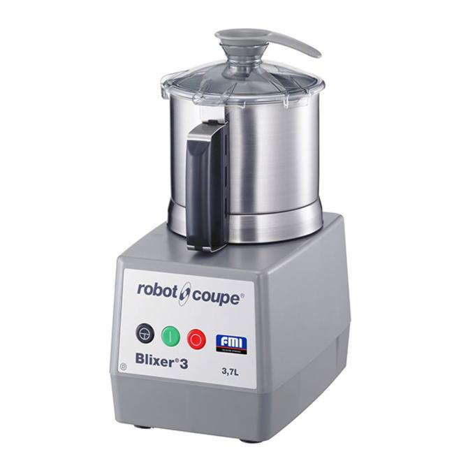 ■【送料無料】FMI エフエムアイ 容器容量3.7L ROBOT COUPE BLIXER-3D ロボ・クープ ブリクサー BLIXER-3D BLIXER3D