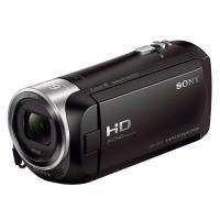 【送料無料】SONY ソニー ビデオカメラ 光学式手ブレ補正機能搭載 軽量 コンパクト HDハンディカム HDR-CX470(B-ブラック) HDRCX470-B
