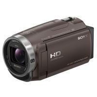 【送料無料】SONY ソニー ビデオカメラ 空間光学式手ブレ補正機能搭載 64GBメモリー Wi-Fi搭載 デジタルHDハンディカム HDR-CX680(TI-ブロンズブラウン) HDRCX680-TI