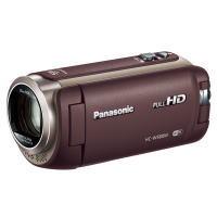 【送料無料】PANASONIC パナソニック デジタルハイビジョンビデオカメラ フルハイビジョン最上位モデル HDハイプレジションAF 光学50倍ズーム 32GB内蔵メモリー HC-W580M(T-ブラウン) HCW580M-T