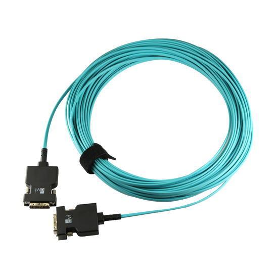 【お取り寄せ商品】【送料無料】ADTECHNO エーディテクノ 国産GI-POF(Plastic Optical Fiber)を採用 プラスチック光ファイバDVI-Dケーブル「ADO-xxP」ADO-50P ADO50P(50メートル)