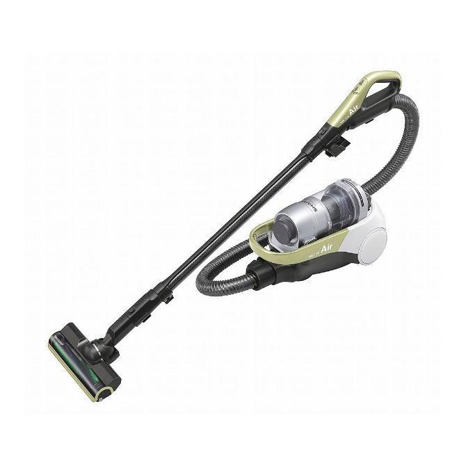 【送料無料】SHARP シャープ コードレスキャニスターサイクロン掃除機 EC-AS500(Y-イエロー系) ECAS500Y