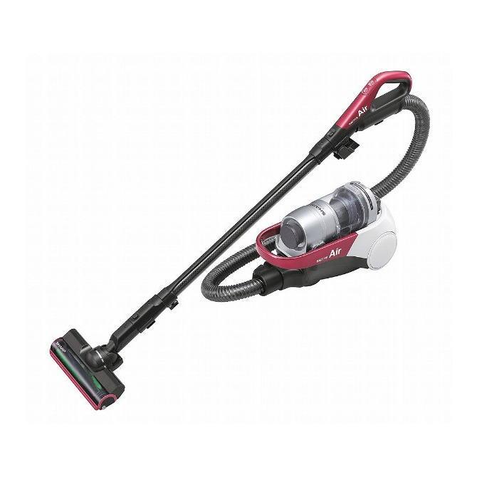 【送料無料】SHARP シャープ コードレスキャニスターサイクロン掃除機 EC-AS500(P-ピンク系) ECAS500P