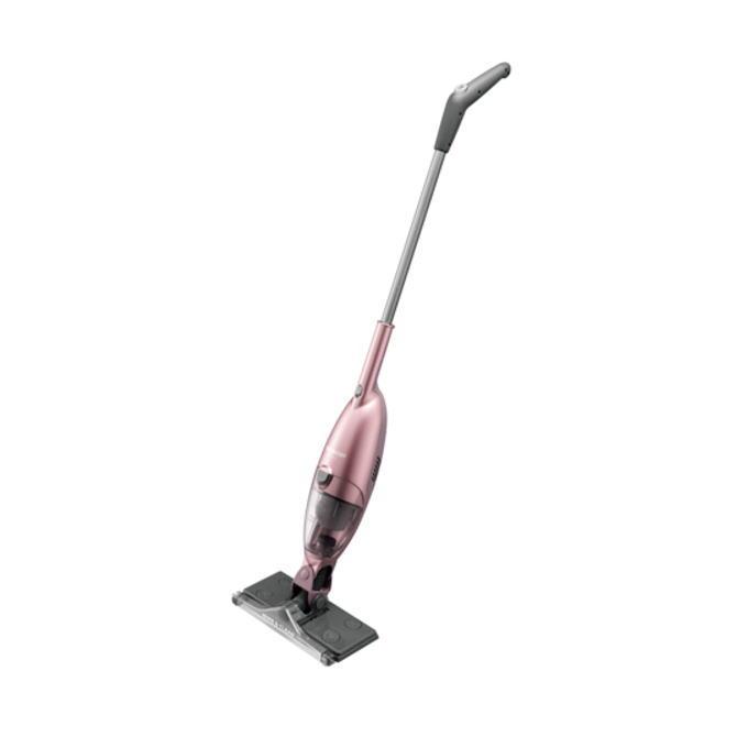 【送料無料】SHARP シャープ コードレス拭き掃除機 EC-FW18(P-ピンク系) ECFW18P