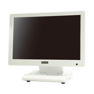 【お取り寄せ商品】【送料無料】ADTECHNO エーディテクノ 10.1型高解像度液晶搭載 業務用液晶ディスプレイ LCD1015W(ホワイト)