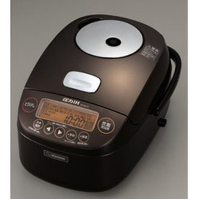 【送料無料】ZOJIRUSHI 象印 炊飯器 圧力IH炊飯ジャー 極め炊き(5.5合) NP-BH10-TA NPBH10TA(ブラウン)