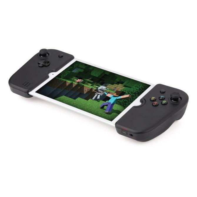【あす楽対応_関東】【在庫あり送料無料】GAMEVICE iPad mini対応 究極のモバイルコンソール体験 ゲームコントローラー ゲームパッド GV-140 GV140(MSC)