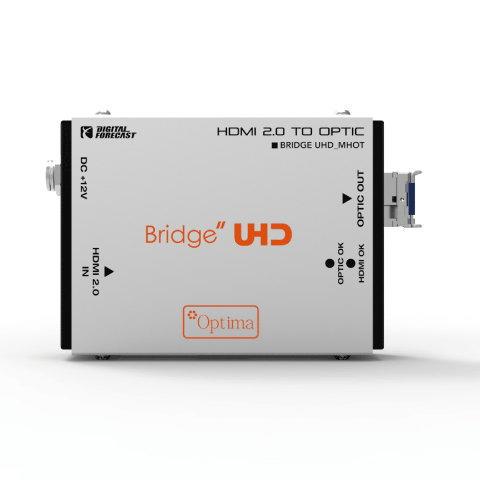 【お取り寄せ商品】【送料無料】ADTECHNO エーディテクノ 超小型軽量4K UHD対応HDMI2.0光延長器 送信機 UHD_M_HOT UHD_M_HOT【スーパーSALE】