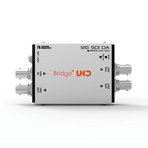 【お取り寄せ商品】【送料無料】ADTECHNO エーディテクノ 超小型軽量12G-SDI対応3分配器 UHD_M_DA UHDMDA