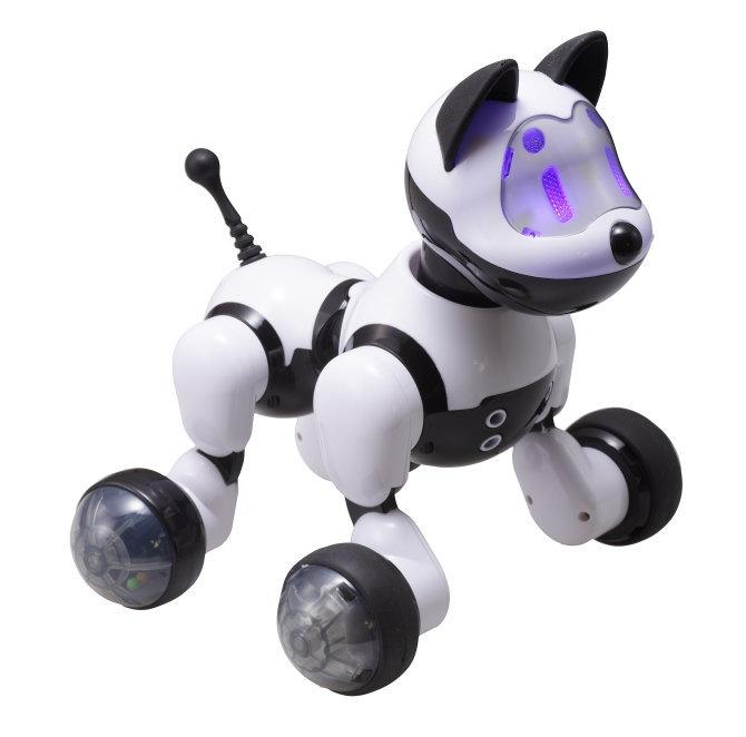 【送料無料】歌って踊ってわんわん!15種の合言葉を理解し声や仕草で反応 ヒーリングパートナー 癒されたい高齢者向けロボット犬 RI-W01 RIW01【スーパーSALE】