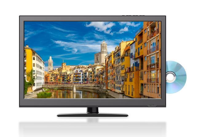 【送料無料】アグレクション 24型 DVD再生機能付きハイビジョンテレビ SU-24DTV SU24DTV