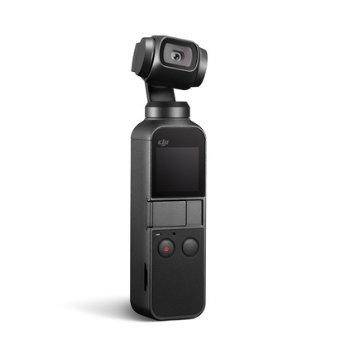 【お取り寄せ商品】【送料無料】DJI 3軸スタビライザーを搭載ウエラブルカメラ ハンドヘルドカメラ Osmo Poket OSPKJP