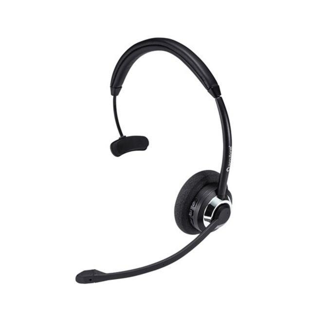 【送料無料】SANWA SUPPLY サンワサプライ コールセンターなどに適した片耳オーバーヘッドタイプのBluetoothヘッドセット 長時間の通話・音楽再生が可能 MM-BTMH39(BK-ブラック) MMBTMH39BK
