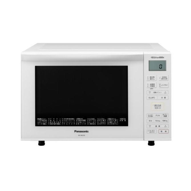 【送料無料】PANASONIC パナソニック エレック オーブンレンジ NE-MS235(W-ホワイト) NEMS235W