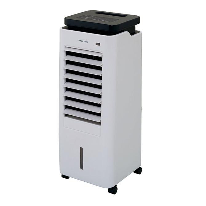あす楽対応_関東 在庫あり送料無料 APIX アピックス 冷風機 扇風機 涼風扇 店内全品対象 送風機 保冷剤 クールファン 与え タワーファン オフタイマー機能 Cool ACF180RWH ACF-180R breeze スポットクーラー タンク容量4.5L 夏物家電特集 WH-ホワイト fan F5