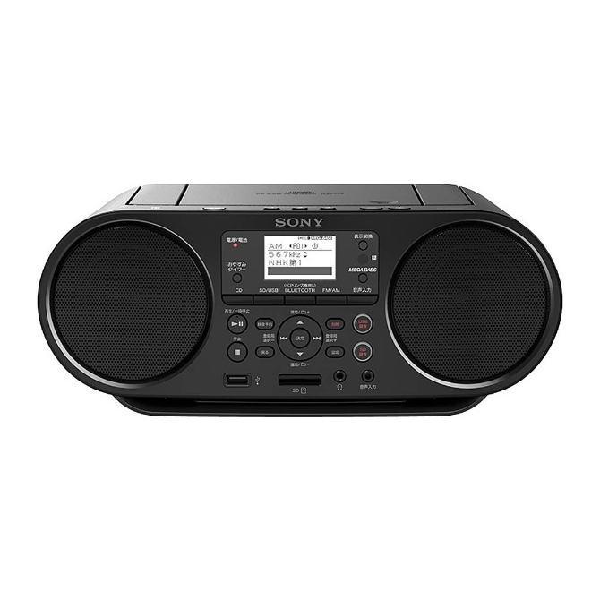 【送料無料】SONY ソニー CDラジオ ZS-RS81BT ZSRS81BT