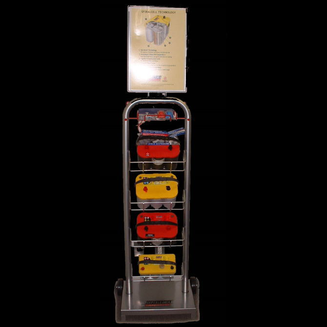 【お取り寄せ商品】バッテリー検査機器及びオプション関連 OPTIMA ディスプレイ GTP-019 GTP019
