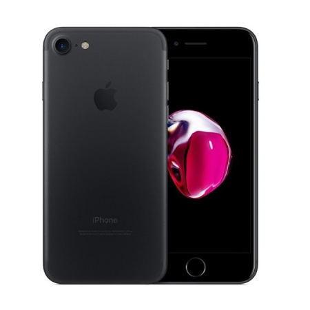 【お取り寄せ商品】【送料無料】Docomo ドコモ ケータイ iPHONE アイフォン 白ロム SIMフリーケータイ シムフリー 正規SIMロック解除済 iPhone7 32GBセット(ブラック)