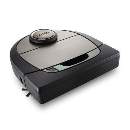 【送料無料】ネイトロボティクス ロボットクリーナー ロボット掃除機 紙パック不要 Wi-Fi接続対応 Botvac D7 Connected BVD701