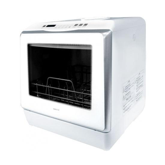 【送料無料】SOUYI ソウイジャパン 独立式(工事不要)食器洗い乾燥機 お手入れ簡単 コンパクト 食洗機 乾燥機 SY-118 SY118