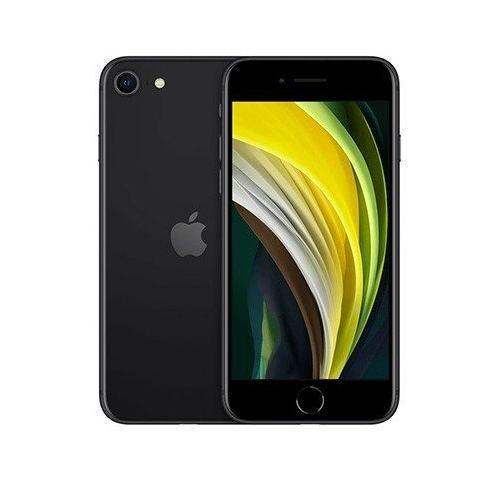 【送料無料】Docomo ドコモ Apple アップル iPHONE アイフォン 白ロム SIMフリーケータイ シムフリー 正規SIMロック解除済 APL88475 2020 iPhoneSE 256GB(ブラック)