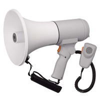 TOA トーア メガホン 拡声器 定格出力15W ハンドル付ショルダーメガホン ER-3115 ER3115