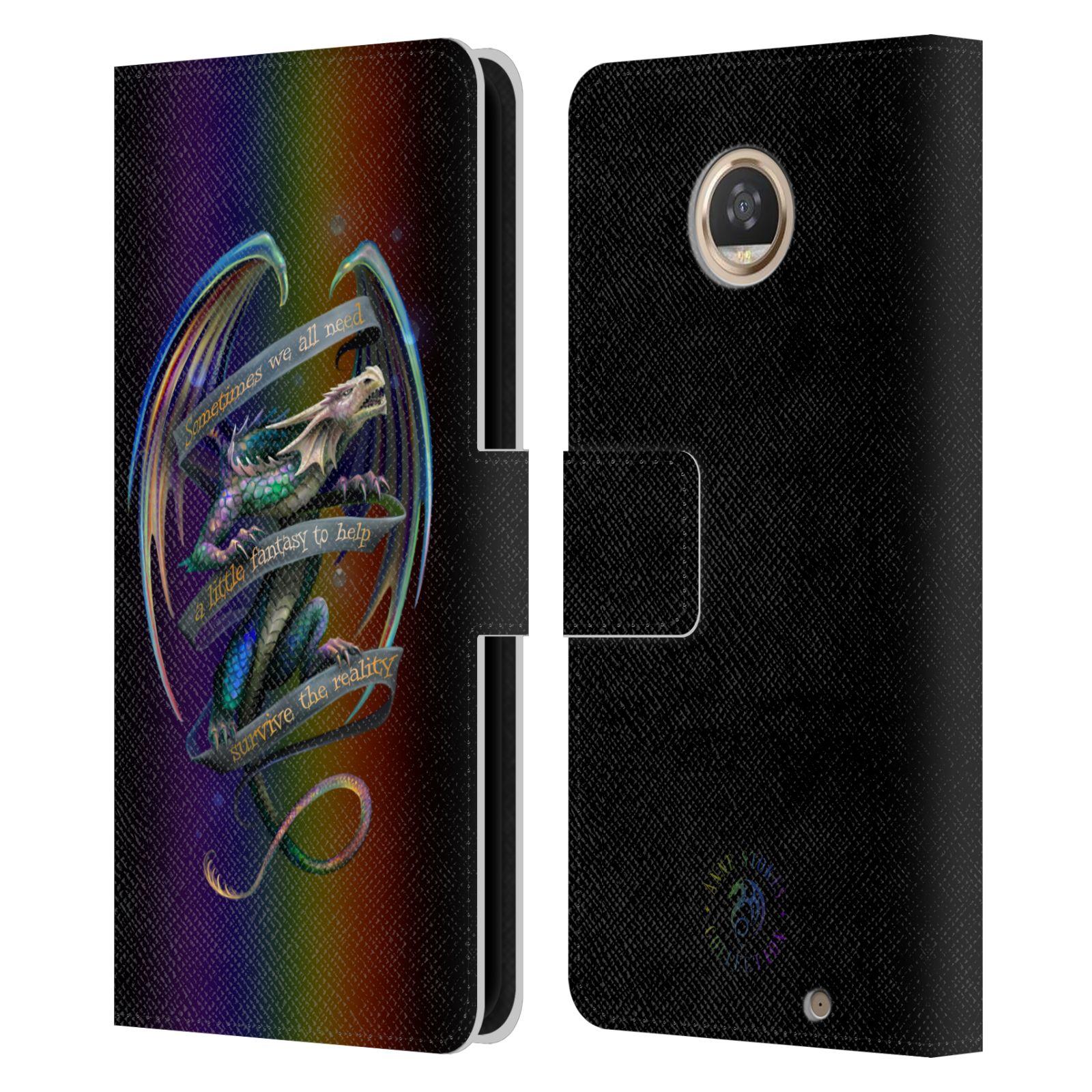 Moto G Pro Stylus セール特別価格 2020 G8 Power Lite E6 Plus Play E7 G10 Anne オフィシャル 電話 Motorola レザー手帳型ウォレットタイプケース 5G G7 Mot G30 ついに入荷 ファンタジー Stokes G9 ドラゴン