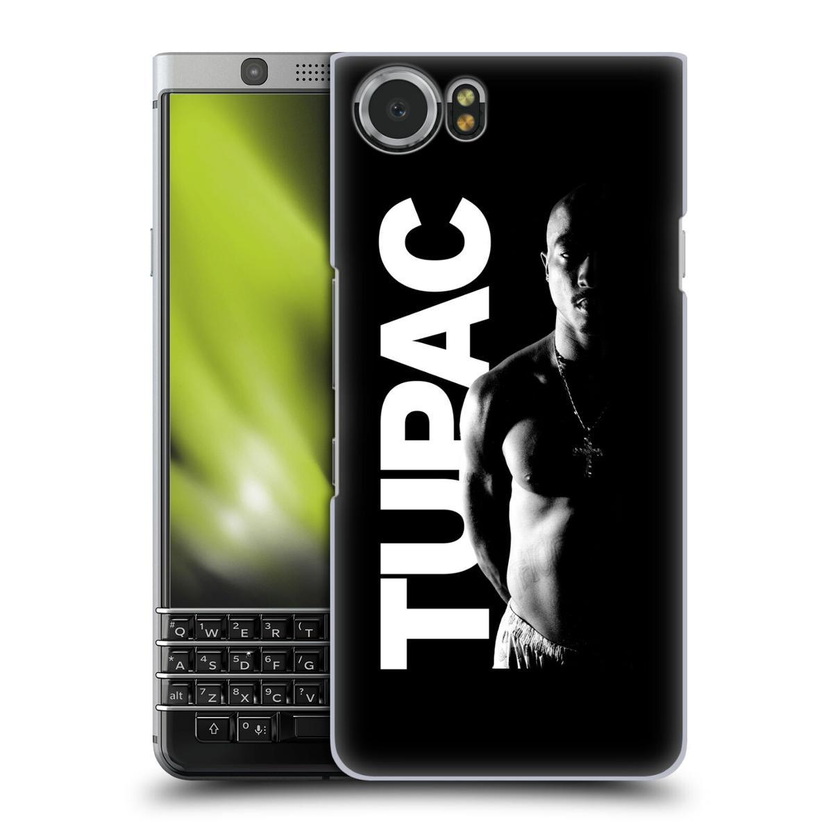 送料無料 お洒落 オフィシャル 新色追加して再販 TUPAC SHAKUR キーアート ハードバックケース 電話 BLACKBERRY