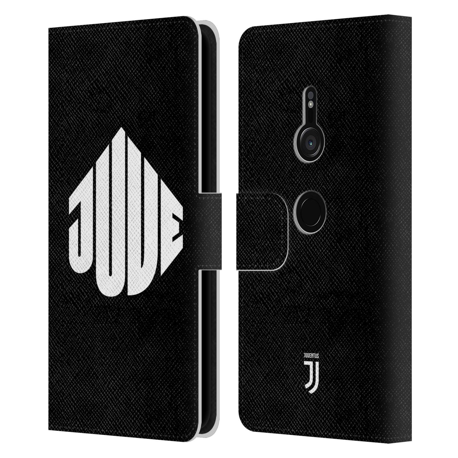お値打ち価格で 完売 Xperia 1 II 5G L4 5 オフィシャル Juventus Club ストリート Sony レザー手帳型ウォレットタイプケース 電話 Football バッジ