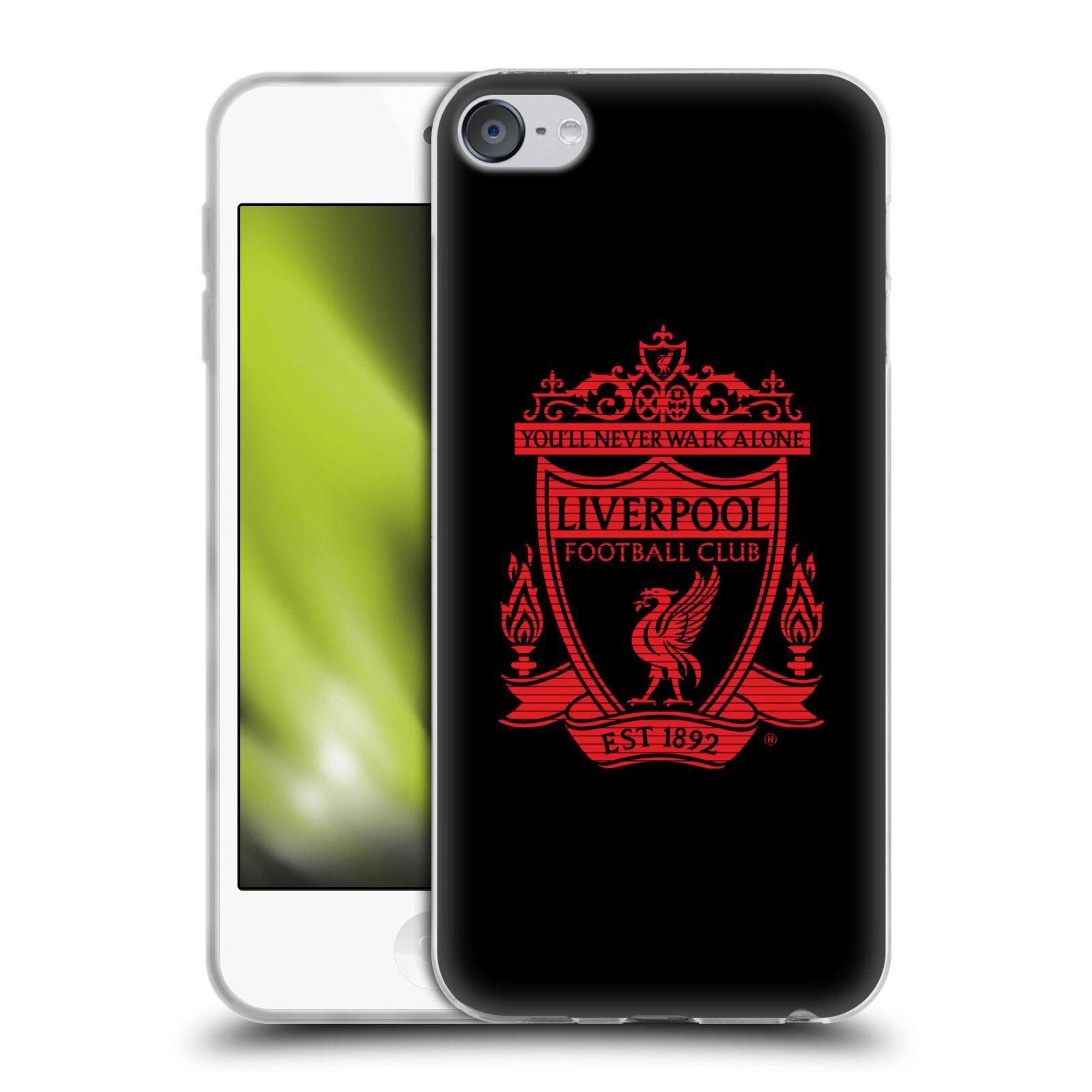 Touch 6th Gen 7th オフィシャル Liverpool Football クレスト2 今ダケ送料無料 ソフトジェルケース Club ラッピング無料 Apple MP3 iPod