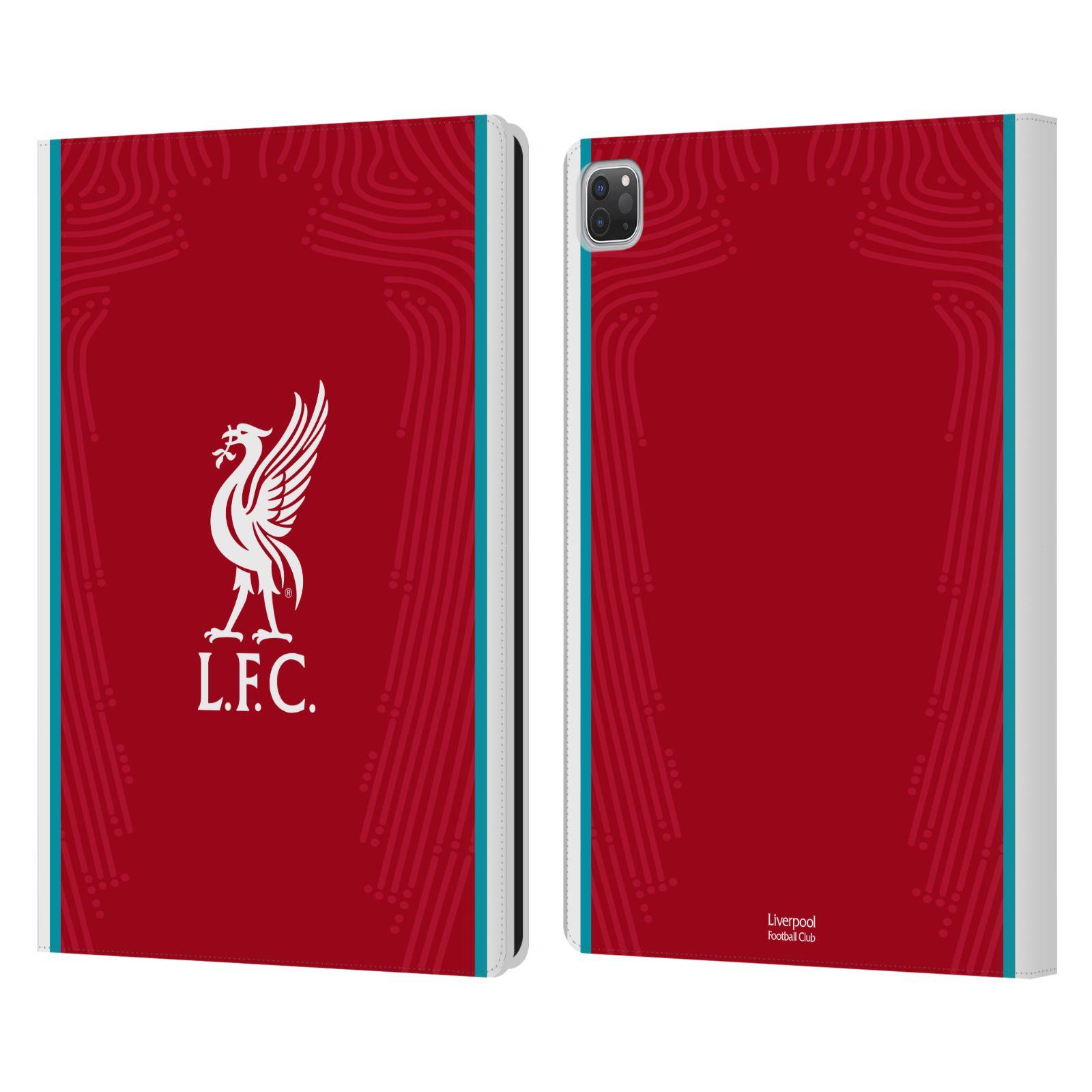 iPad 10.2 2019 2020 Air 2013 2 上品 2014 mini 1 3 卓出 4 レザー手帳型ウォレットタイプケース Apple 21 Club 2018 Pro Pr オフィシャル 11 Football Liverpool