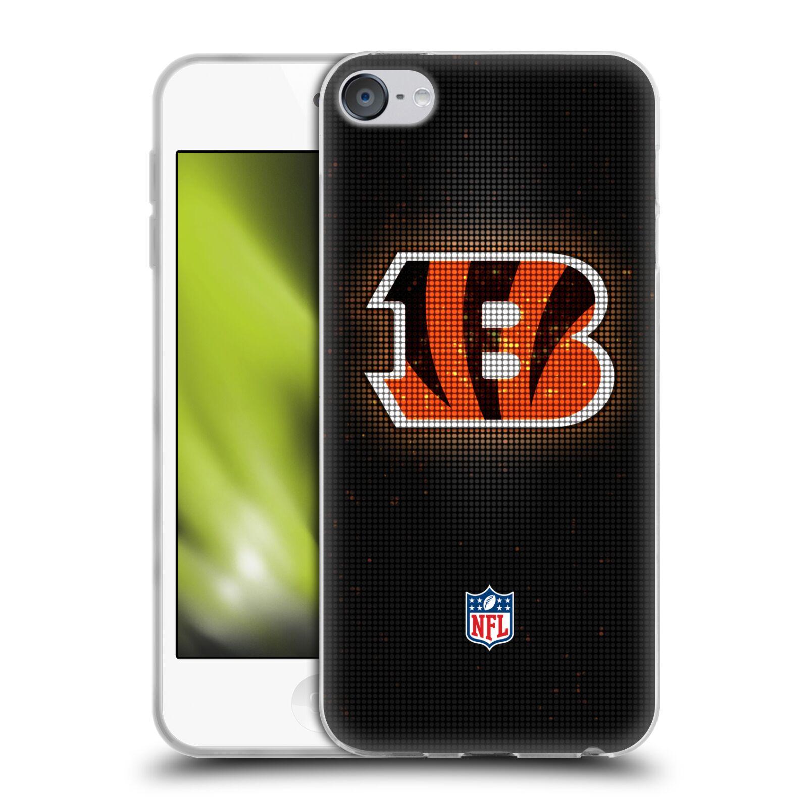 オフィシャル NFL アウトレット☆送料無料 Cincinnati Bengals Artwork ソフトジェルケース MP3 Touch ☆国内最安値に挑戦☆ iPod Apple