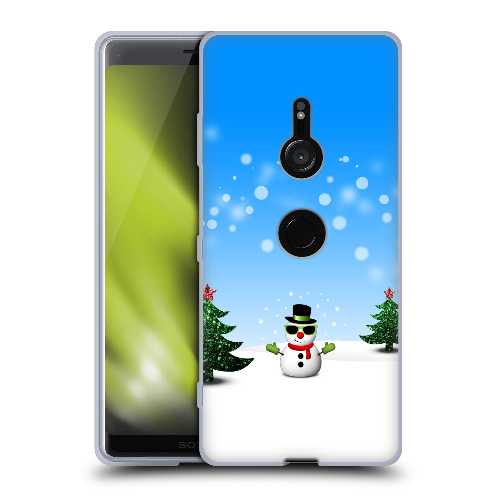 Xperia 5 返品送料無料 II 5G 10 1 L4 安い 激安 プチプラ 高品質 Sony ソフトジェルケース クリスマス PLdesign 電話 オフィシャル
