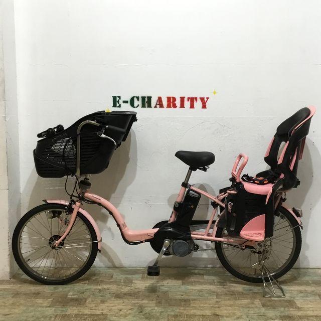 電動自転車 ママチャリ Panasonic ビビDX ビスタチオ 26インチ【KK012】【神戸】