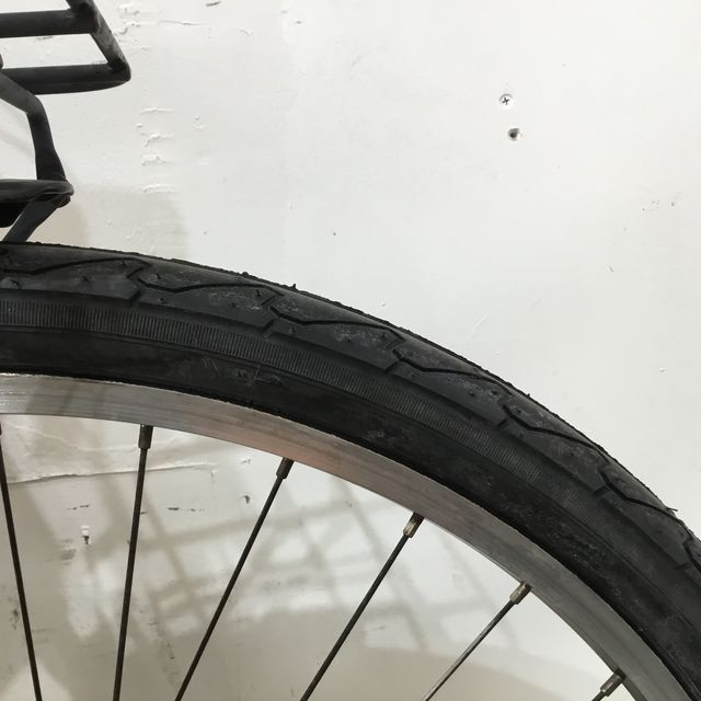 電動自転車 ママチャリ YAMAHA PAS CITY M アイボリー 26インチ【KK032】【神戸】