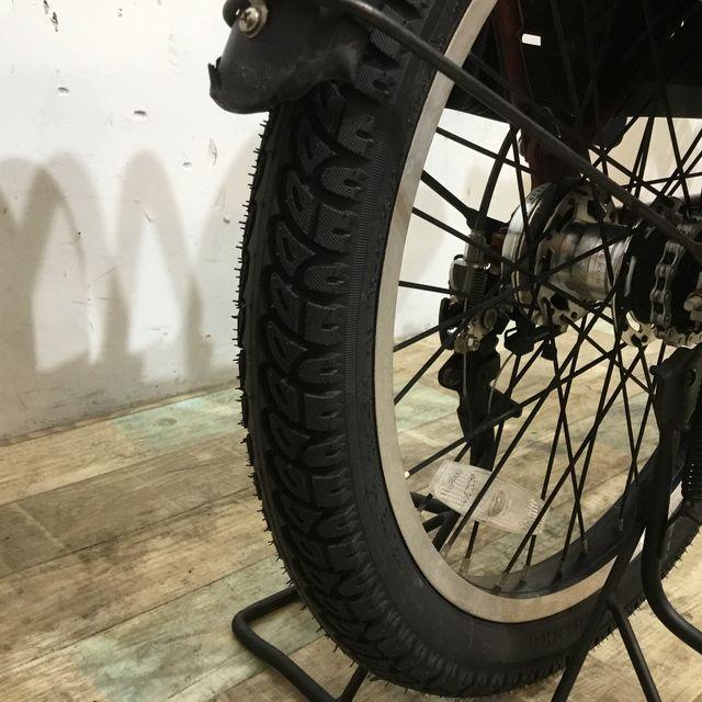 電動自転車 ママチャリ YAMAHA PAS ナチュラ ホワイト 26インチ 【KK086】 【神戸】