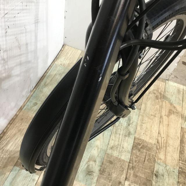 電動自転車 ママチャリ 極上バッテリー YAMAHA PAS ダークグリーン 26インチ 【KK095】 【神戸】