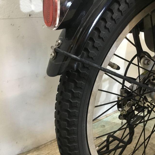 電動自転車 小径車 BRIDGESTONE アシスタコンパクト 水色 20インチ 【KK100】 【神戸】