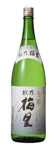 越乃梅里 吟醸 1800ml×6本【取り寄せ商品】